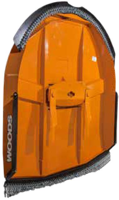 New BB Series deck - Woods Equipment Australia