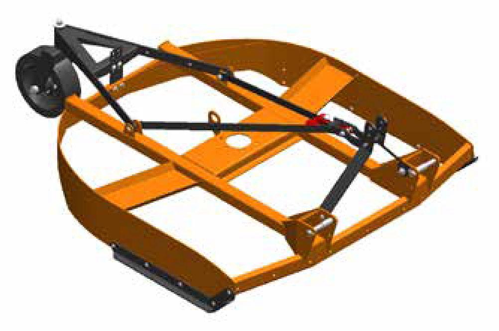 Under deck - Woods Equipment Australia