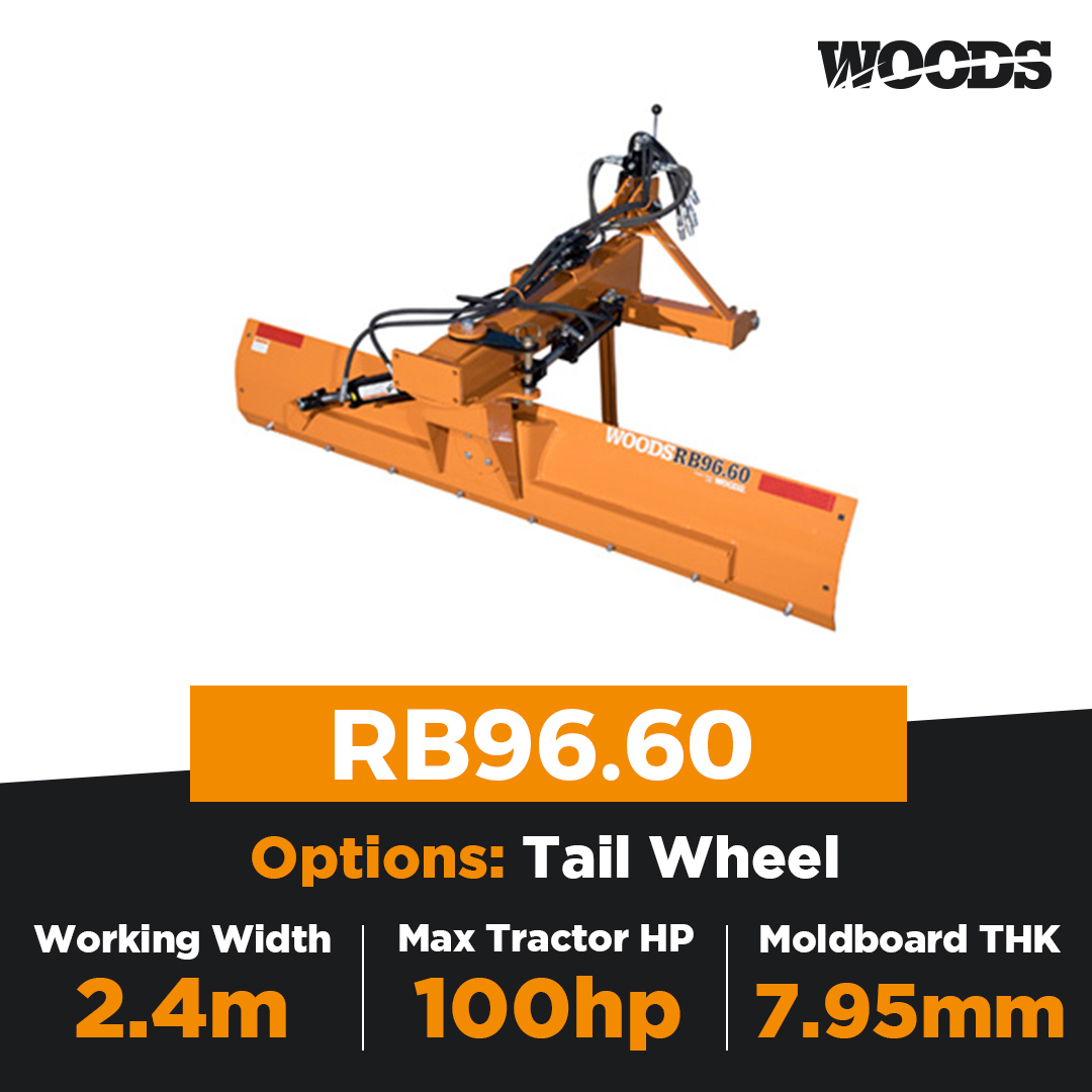 Woods RB96.60 Rear Blade