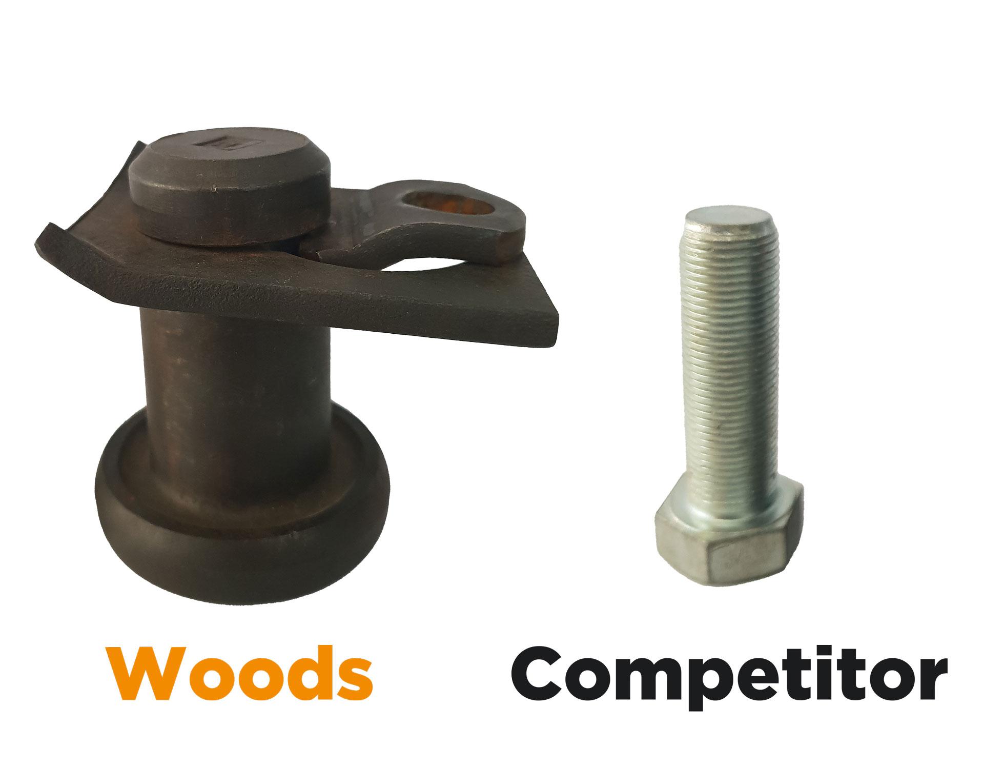 blade pin - Woods Equipment Australia