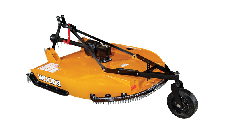 brushbull outline - Woods Equipment Australia