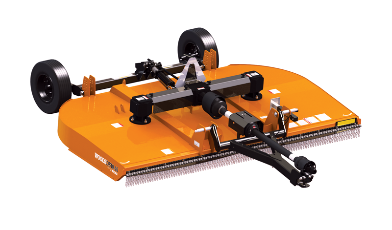 dual spindle outline - Woods Equipment Australia